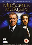 Midsomer Murders: The Complete Series One And Two [Edizione: Regno Unito] [Edizione: Regno Unito]