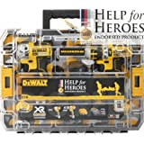 DeWalt Limited Edition 18V XR Compact Brushless Drill and Impact Driver
