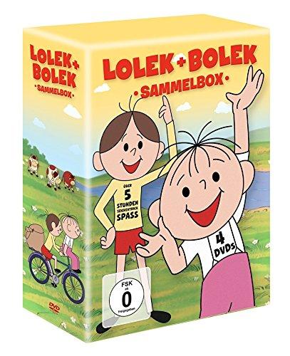 Sammelbox (4 DVDs + 4 Postkarten)