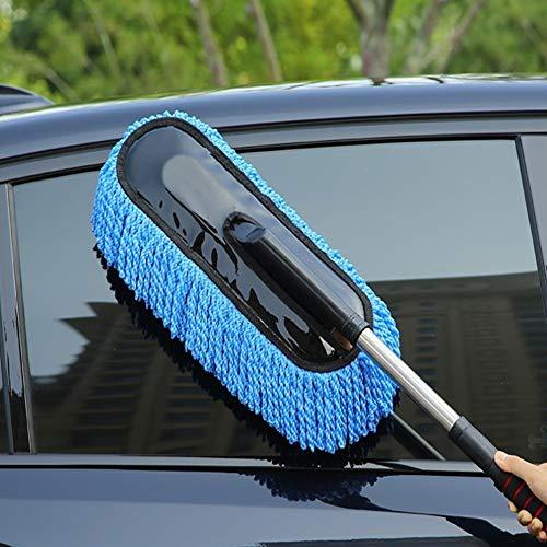 RUIX Auto liefert Wachs Tow Staub Skorpion Reinigung Auto Mop Autowaschbürste Bürste Bürste weichen Reinigungswerkzeug