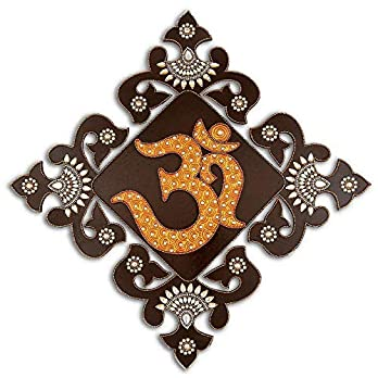 Bohemian Home Decor Wall Hanging Om Symbol Wall Decoration for Living Room – 100% Handmade in India