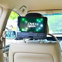 Auto reposacabezas para Articulación giratoria & Flip 10pulgadas reproductor de DVD Soporte de coche reposacabezas–de TFY