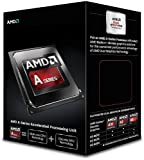AMD APU A6 6400K Black Edition Core Processor (Socket FM2, Dual Core, 3.9GHz, 1MB, 65W, AD640KOKHLBOX, Richland, Turbo Core 3.0 Technology, Virtualization Technology)