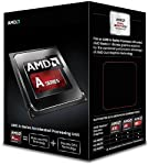 AMD A6-64000K Dual-Core APU Processor 3.9GHz Socket FM2, Retail (Black Edition)