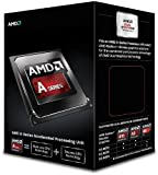 AMD APU A6-6400K Black Edition (3.90GHz  Richland Dual Core Processor, Socket FM 2) (AD640KOKHLBOX)
