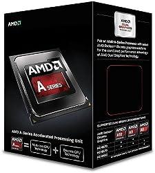 AMD A6-6400K Richland 4.1GHz Socket FM2 65W Dual-Core Desktop Processor AMD Radeon HD AD640KOKHLBOX