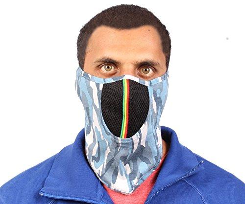 Goodluck Half Byker Face Mask