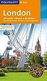 POLYGLOTT on tour Reiseführer London: Mit großer Faltkarte und 80 Stickern