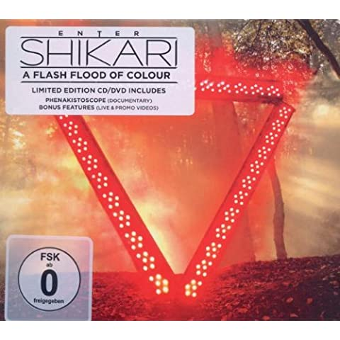 A Flash Fllod of Colour (Ltd.Edt.)CD+DVD