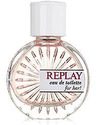 Replay Woman femme / woman, Eau de Toilette, Vaporisateur / Spray, 40 ml