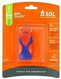 SOL SOLSIGNAL1 Sifflet 120 DB Mixte Adulte, Orange