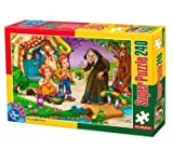 D-Toys Rompecabezas, 240 piezas (DT60488-PV-06)