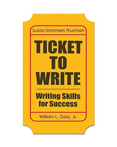 Ticket to Write: Writing Skills for Success Plus MyWritingLab with eText -- Access Card Package by Susan Sommers Thurman (2014-08-01)