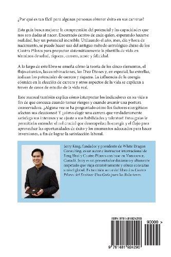 Cuatro Pilares Del Destino: Potencial, Carrera, y Riqueza: Volume 2