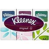 Kleenex® Original Hanks 6x 9par paquet