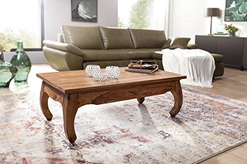Wohnling WL1.220 Sheesham Opium Coffee Table 110 x 60 cm Solid Wood