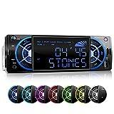 XOMAX XM-RSU235BT Autoradio mit Bluetooth