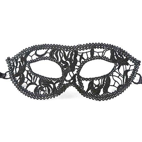 KHFFJ 2 Anonyme Maske Masken Weibliche Sexy Masken Spitze Partei