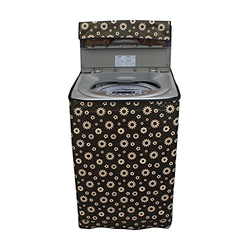 Stylista Washing Machine Cover for LG 6.2 kg T7269NDDLZ Fully-Automatic Top Load Printed