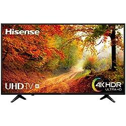 "Hisense H43A6140 - TV Hisense 43"" 4K, HDR, Smart TV VIDAA U, Super Contraste, Precision Color, Depth Enhanced, Remote Now"