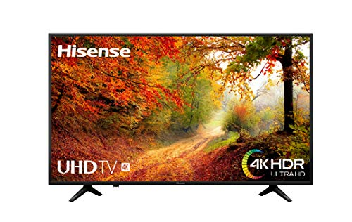 Hisense H43A6140 - TV Hisense 43' 4K, HDR, Smart TV VIDAA U, Super Contraste, Precision Color, Depth Enhanced, Remote Now