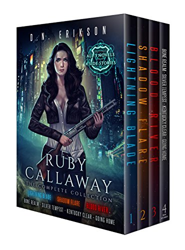 Ruby Callaway: The Complete Collection par D.N. Erikson