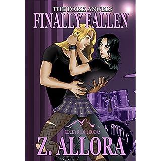 Finally Fallen (The Dark Angels Book 3) (English Edition)