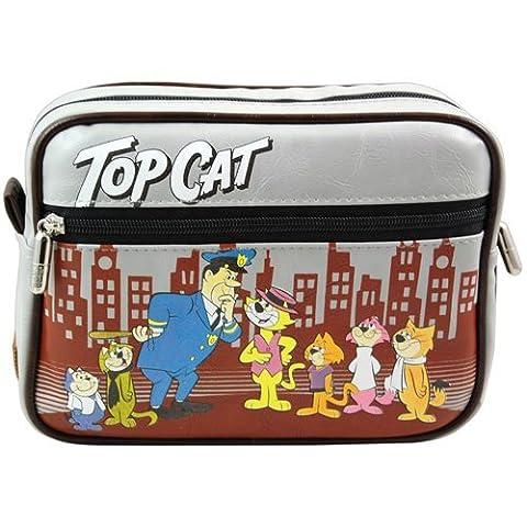 Top Cat Bag. Wash Bag / Toilet Bag by Vitamin T