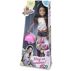 Soy Luna Fashion doll con rollers y casco (Giochi Preziosi YLU30000)