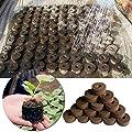Triamisus 5 stücke 30mm Torf Pellets Samenstartstopfen Palettensämling Boden Block Effizienz Schnelle Expansion Für das Pflanzen von Triamisus bei Du und dein Garten