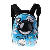 Baoblaze Haustier Rucksack Hunde-Rucksack Hundetasche Transport-Rucksack Reisetasche für Hunde & Katzen