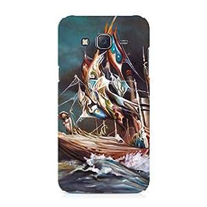 Hamee Designer Printed Hard Back Case Cover for Samsung Galaxy J7 2016 Edition Design 5934