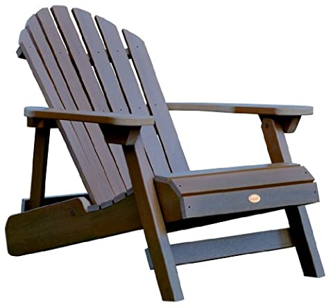 Highwood Folding and Reclining Adirondack Chair