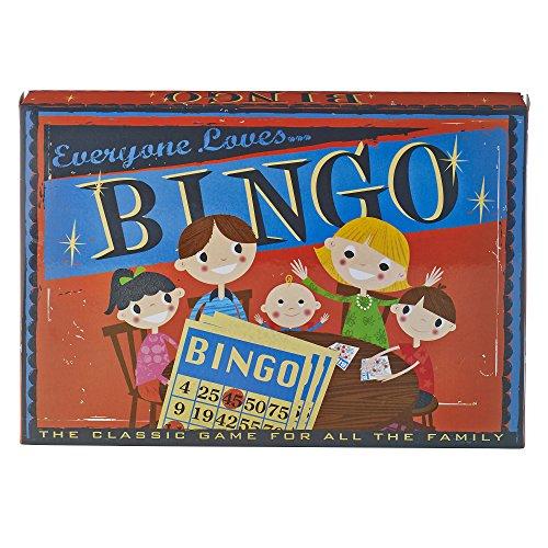 y Bingo Family Pocket Board Game (Stocking Filler) ()