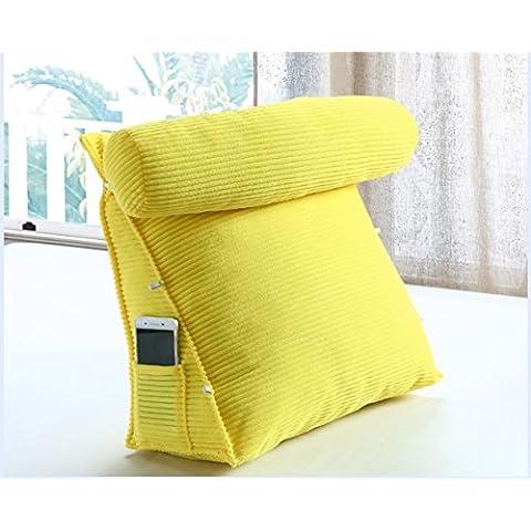 Cuscini del divano cuscino comodino Triangolo Cuscino Comodini collo cuscini