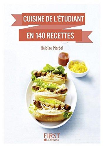 Petit Livre de - Cuisine de l'tudiant en 140 recettes