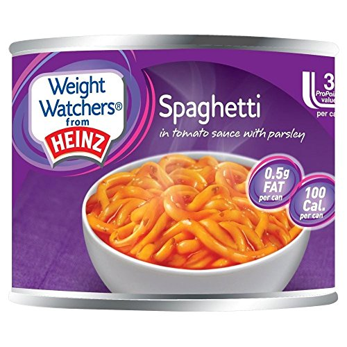 Weight Watchers De Spaghetti Heinz En Sauce Tomate Avec Du Persil (200G)