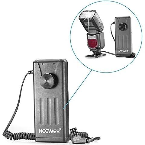 Neewer® Portatile Compatto batteria esterna SD-9lampeggiatore flash di ricambio per NIKON SB800, SB900, SB910, 561, (Batterie Carry Di Sistema)