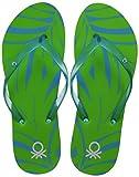 #4: United Colors of Benetton Women's Flip-Flops