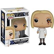 Orphan Black Figura POP! Television Vinyl Rachel Duncan Pencil in Eye Limited 9 cm