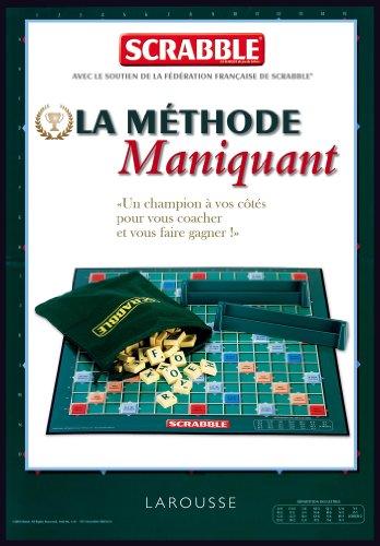 Scrabble - la méthode Maniquant par Franck Maniquant