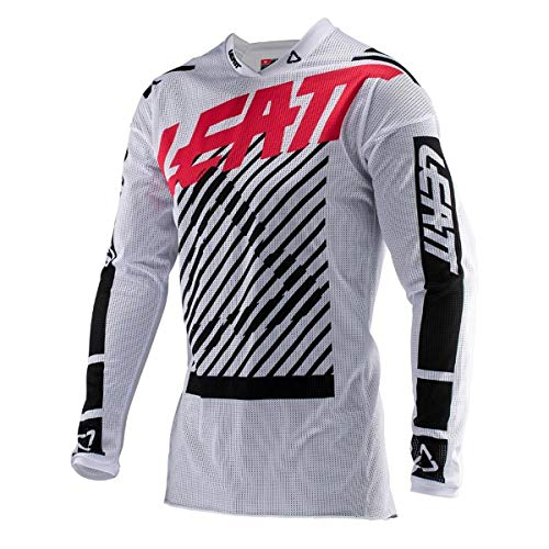 Leatt GPX 4.5 XFlow Enduro and MX Jersey Large White