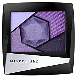Maybelline New York Color Sensational Satins Eyeshadow, Mysterious Mauve, 2.4g