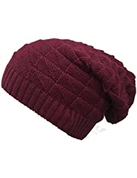 Gajraj Unisex Knitted Slouchy Beanie Cap