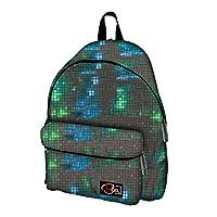 ANADEL School Backpack, Multicoloured (Multicolour) - AN6315