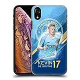 Head Case Designs Officiel Manchester City Man City FC Kevin De Bruyne 2018/19...
