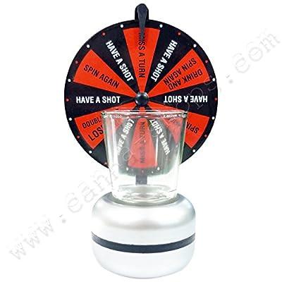 Canna-Shops Wheel of Shots - Jeu d'ambiance Alcool