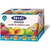 Hero Minis Extra Surtido de Confituras - 8 Unidades