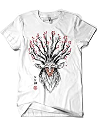 Camisetas La Colmena 3447-Camiseta Premium, Studio Ghibli - Spirit Of The Kohaku River (Dr.Monekers)