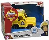 Unbekannt Feuerwehrmann Sam 4x 4Jeep